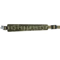 Оружейный ремень противоскользящий CLAW SLING FLUSH CUPS - CAMO (57001-1)
