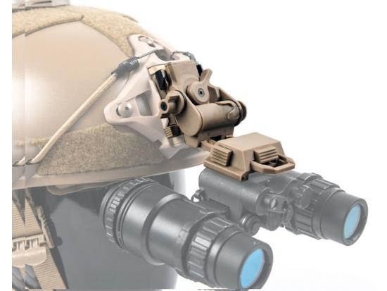 Крепление на шлем The Wilcox L4 Low Profile Breakaway Mount (G24)
