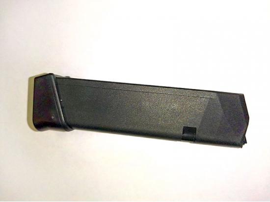 Магазин для Glock 17 (увеличенный) на 19 патронов 9x19 Австрия (1587-02)