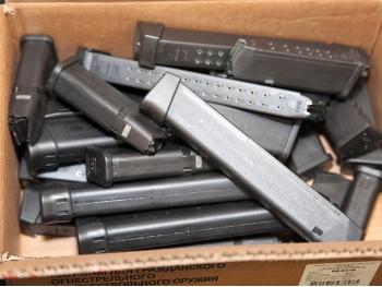 Поступили в продажу магазины для пистолетов Глок