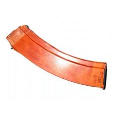 Магазин для РПК-74 (7,62x39) на 40 патронов рыжий бакелит гладкий б/у