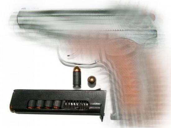 Магазин для пистолета Макарова (обойма для ПМ) на 8 патронов