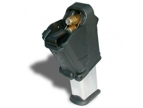 Заряжатель и разряжатель универсальный для пистолетов от 9 мм до 45-ого калибра (UP60)