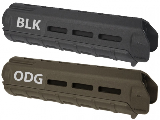 Цевье MOE M-Lock Hand Guard Mid-Length – AR15/M4 (MAG426)