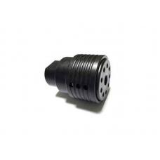 Дульный тормоз компенсатор ДТК KAK Blast converter 1/2-28 5.56 (308107)
