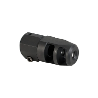 Дульный тормоз компенсатор ДТК  ACCURACY INTERNATIONAL MUZZLE BRAKE .30 .338 M18x1,5 (AI-26803)