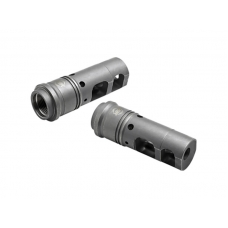 Дульный тормоз компенсатор ДТК SureFire SOCOM Muzzle Brake Suppressor Adapter LR-308-5/8-24 (SFMB-762-5/8-24)