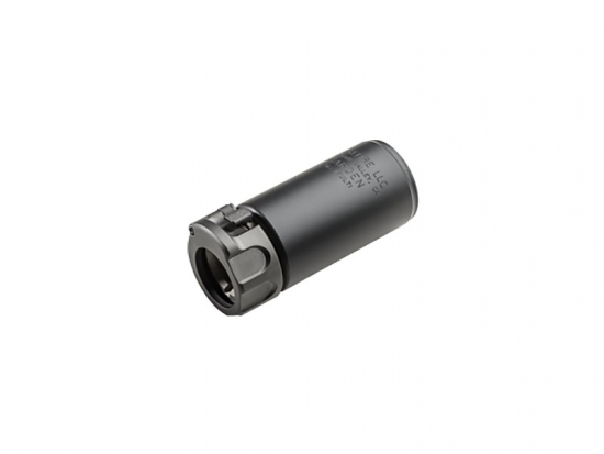 Насадка на Дульный тормоз компенсатор ДТК SureFire Warden-BK (8487132508)