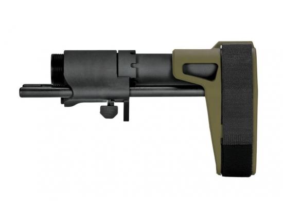 Приклад AR-15 SB Tactical™ Pistol Stabilizing Brace Mil-Spec PDW-01/02/04-SB