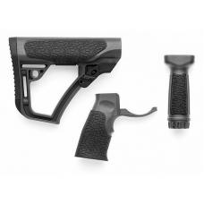 Комплект комбинированный приклад, пистолетная рукоятка и вертикальное цевье - Daniel Defense MIL-Spec +® AR-15 (28-102-06 145-006)