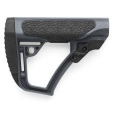Складной приклад COLLAPSIBLE BUTTSTOCK Mil-spec - BLACK - черный Daniel Defense (21-091-04179-006)