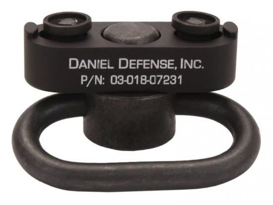 Соединение шарнирное с  реверсивным QD креплением (антабка) Daniel Defense 03-018-07231