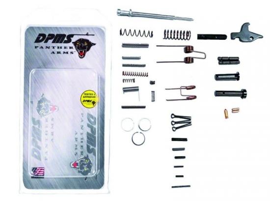 Ремонтный комплект (запасный части )для  AR-15 набор из 30 деталей DPMS (BP-26)