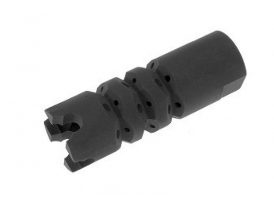 Дульный компенсатор ДТК AR-10 DPMS GII Cancellation Brake 5/8x24 .308  (F303868)