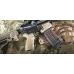 Рукоятка ORIGINAL ERGO 2 AR15 AR10 GRIP KIT - SUREGRIP - AMBI - BLACK (4010-BK/DE)