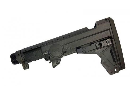 Телескопический приклад с интегрированной трубой ERGO F93 PRO STOCK® AR-10 (4924-BK)