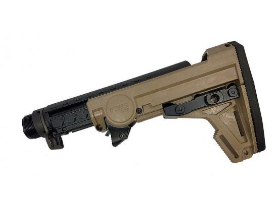 Телескопический приклад с интегрированной трубой ERGO F93 PRO STOCK® AR-15 (4925-DE)