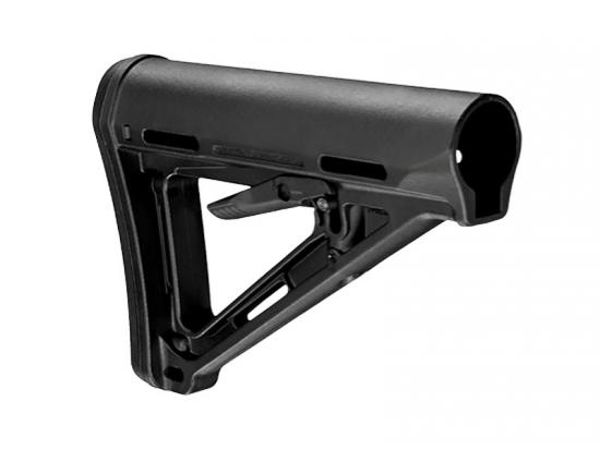 Приклад телескопический Magpul® MOE® Carbine Stock – Mil-Spec MAG400 (BLK/ODG)