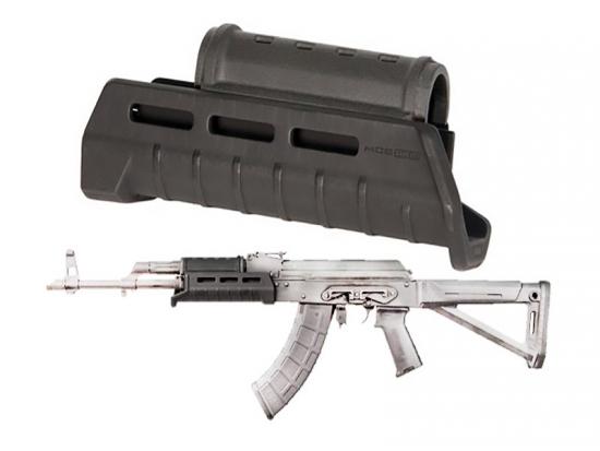 Цевье Magpul MOE AKM для AK47, AK74 MAG620-BLK