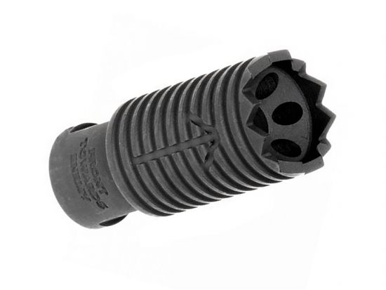 Дульный тормоз компенсатор ДТК Troy Claymore Muzzle Brake 7.62 5/8 x 24 (SBRA-CLM-06BT-00)