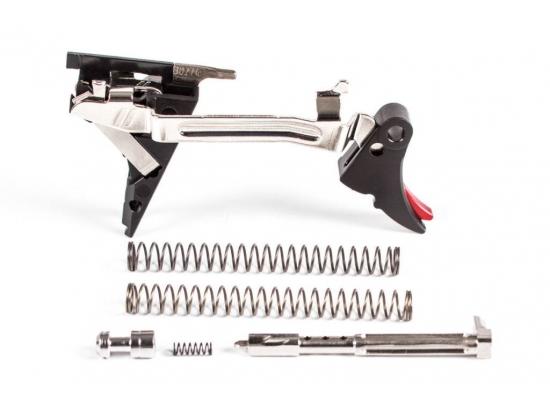 УСМ Glock 17, 19, 26, 34 (9 мм) - Полный набор 4-ого поколения для усовершенствования спуска (FFT-PRO-ULT-4G9-B-B)