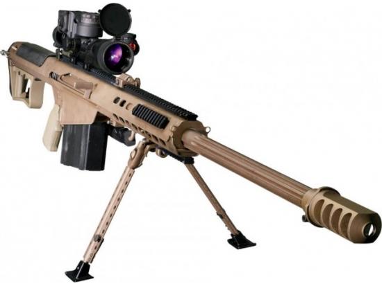 "Снайперская винтовка BARRETT M107A1 .50 BMG FDE 29"""