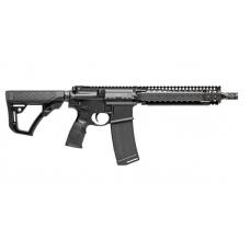 Карабин Semiauto centerfire rifel Daniel Defense DDM4 MK18 Black RIS II 5.56 223Rem one magazine 32rds (02-088-07327)