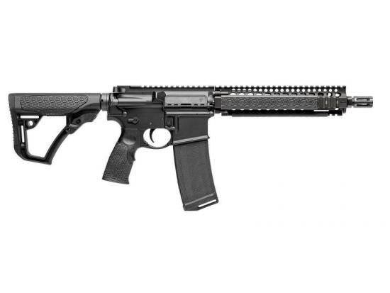 Карабин Semiauto centerfire rifel Daniel Defense DDM4 MK18 Black RIS II 5,56 223 Rem one magazine 32 rds (02-088-07327)