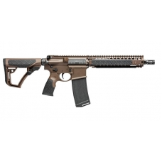 Карабин Semiauto centerfire rifel Daniel Defense DDM4 MK18 Black RIS II 5,56 223 Rem one magazine 32 rds (02-088-15028-011)