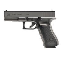 Пистолет спортивный Glock 17 Четвертого поколения (Gen 4) калибра 9x19 Luger (Глок 17)