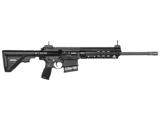 "Карабин Heckler & Koch MR308 А3 - 16,5"" .308 Win Black"