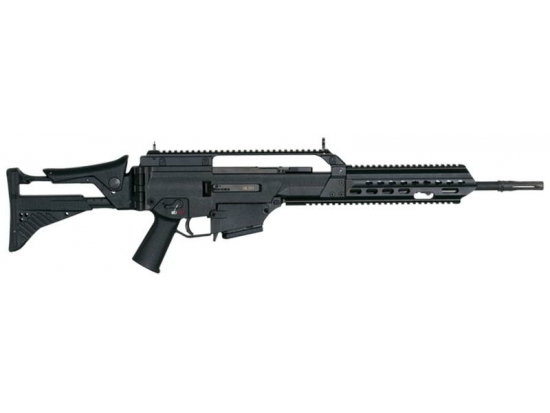 "Карабин Heckler & Koch HK243 S TAR Tactical Automatic Rifle - Sporter Professional 16.5"" 223 Rem"