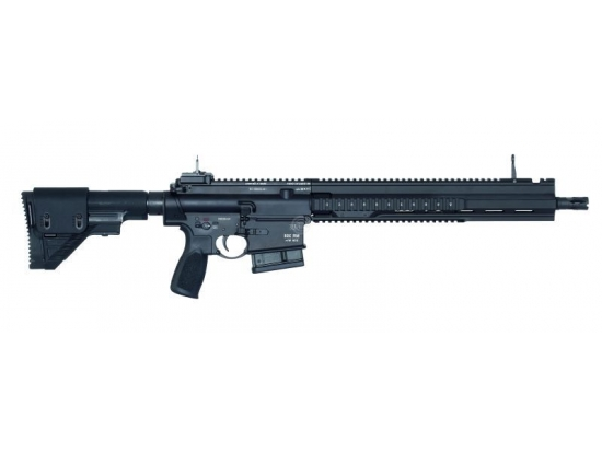 "Карабин Heckler & Koch .308 Win MR308 А3-28 - 20"" Black"