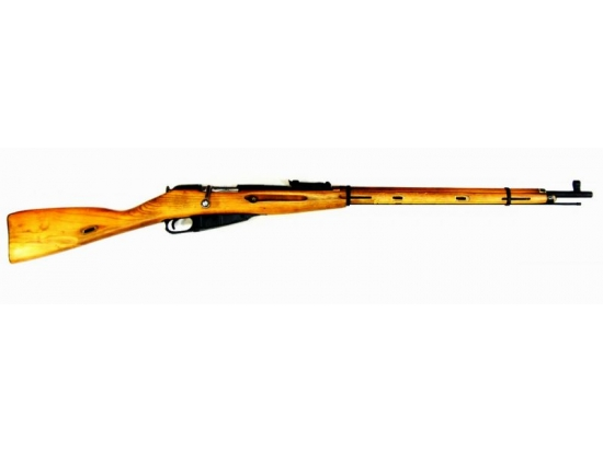 Карабин КО-91/30 без оптики (винтовка Мосина) с граненой ствольной коробкой калибра 7,62x54R