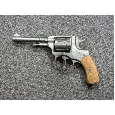 Оружие списанное (охолощенное) модели Револьвер Нагана (ВПО-526) 7,62 1940 г