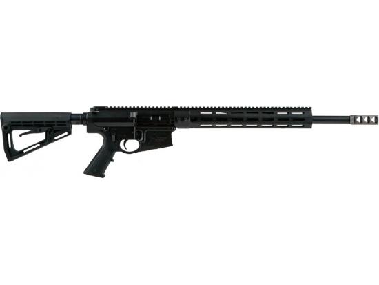 Карабин полуавтоматический NEA-25 18DMR калибра 308 Win (7.62x51) (North Eastern Arms, Канада) Черный Black