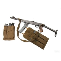 Карабин МА-ППС (Пистолет-Пулемет Судаева) калибра 7,62x25