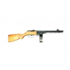 Карабин ППШ-Luger калибра 9x19 Luger  (ПИСТОЛЕТ-ПУЛЕМЁТ ШПАГИНА)