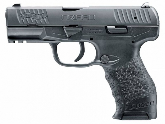 Пистолет спортивный Walther Creed 9 x 19 мм Luger