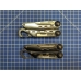 Нож складной карманный мультитул многофункциональный инструмент Maserin 43001
