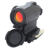 Прицел коллиматорный Aimpoint Micro T-2 Красная точка 2 MOA (комплект с крепежом LRP на Picatinny с проставкой 39 мм (200198)