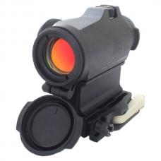 Прицел коллиматорный Aimpoint Micro T-2 Красная точка 2 MOA (комплект с крепежом LRP на Picatinny с проставкой 39 мм (T-200198)