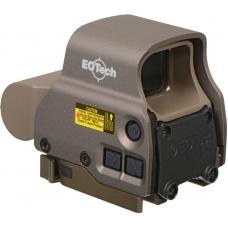 Прицел голографичесий коллиматорный EOTech 65 MOA ring, 1 MOA dot, QD lever, EXPS3-0 TAN (Сафари)