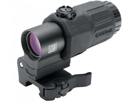 Увеличитель G33 с установчной площадкой QD STS EOTech G33STS Black