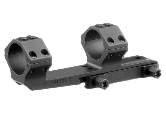 Кронштейн быстросъемный тактический Recknagel ERA TAC на Weaver кольца 30 мм, BH=22 мм (с выносом) T1023-0022