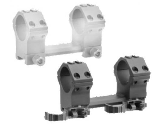 Кронштейн быстросъемный монолитный Ультра короткий (без наклона) ERA-TAC 34 мм T1001-341A