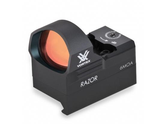 Коллиматорный прицел Vortex RAZOR RED DOT 6 MOA DOT (RZR-2003)