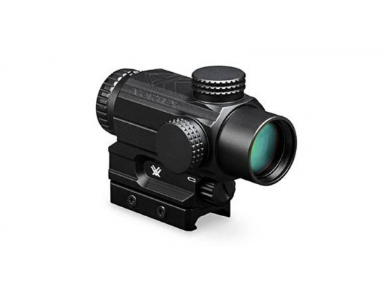 Прицел коллиматорный SPR-200 Vortex Spitfire AR 1x Prism Scope DRT reticle