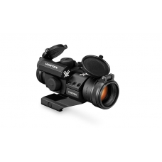 Коллиматорный прицел Vortex STRIKEFIRE RED DOT 4 MOA BRIGHT RED DOT LOWER 1/3 CO-WITNESS MOUNT (SF-BR-503)