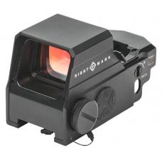 Коллиматорный прицел Ультра-короткий Sightmark Ultra Shot M-spec FMS Reflex Sight SM26035